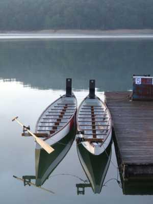 Dragon Boat  - Lac de Vouglans (Jura)