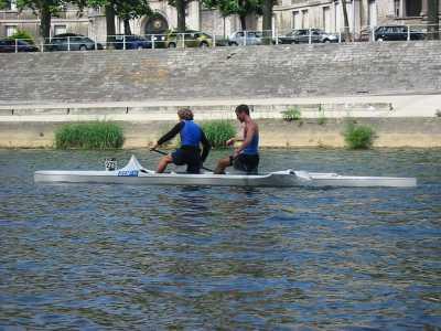 Marathon - Besançon Juin 2005