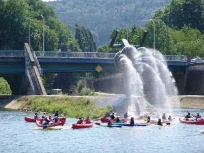 Accueil de groupe pour des initiations en Canoë, Kayak et Dragon Boat